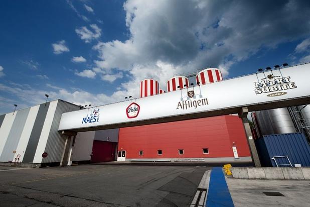 Alken-Maes fusionne avec la cidrerie Stassen et la malterie Albert