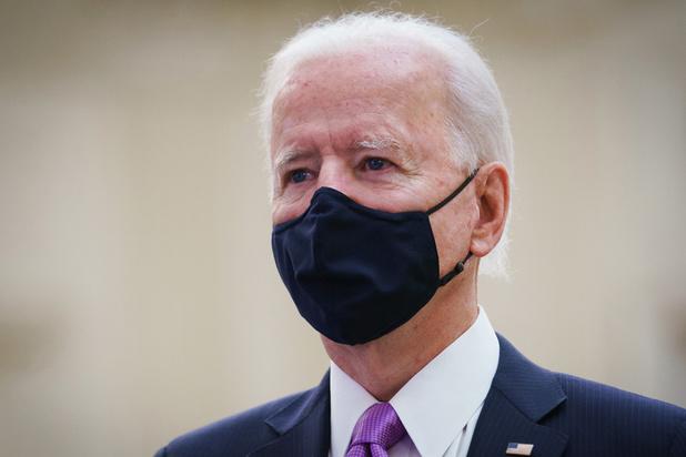 Biden en guerre face au Covid