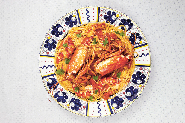 Lob'star pasta