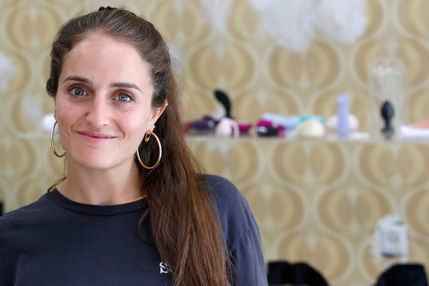 """Le """"sex-shop casher"""" de Tel-Aviv"""