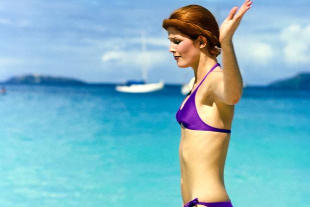 Le bikini, super star de l'été