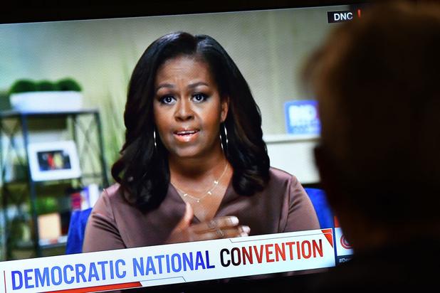 Elections USA 2020: Michelle Obama ouvre la convention démocrate avec un réquisitoire passionné contre Donald Trump