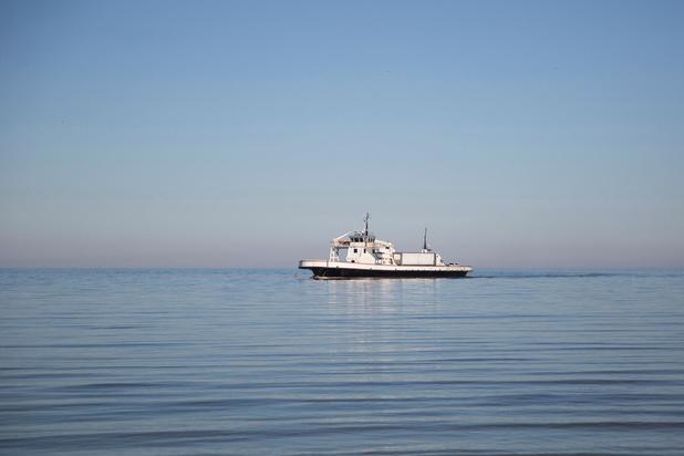 Seize personnes retrouvées vivantes dans un camion à bord d'un ferry