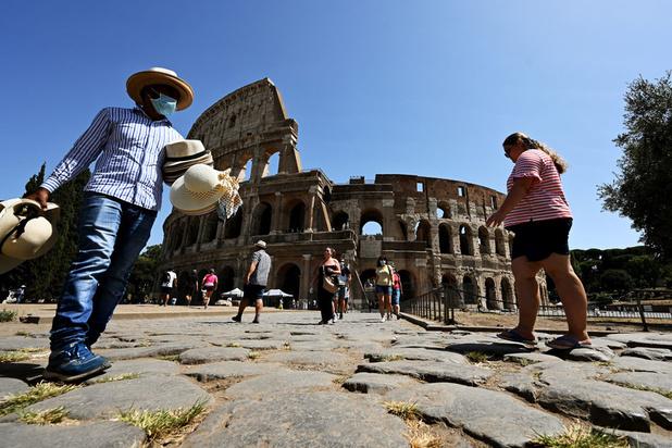 L'Italie oblige les voyageurs en provenance de la Belgique à se faire tester