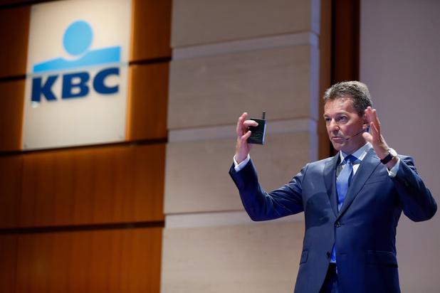 Perte de 400 millions d'euros sur les instruments financiers pour KBC