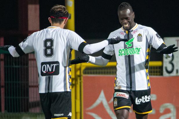 Charleroi tient sa première victoire de l'année
