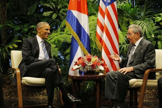 Cinq ans après leur réconciliation historique, Cuba et USA à nouveau fâchés