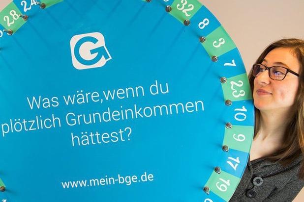 Un revenu de base de 1.200 euros testé en Allemagne