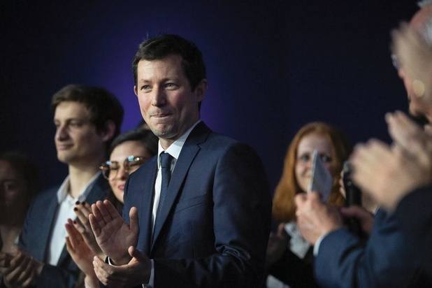 L'ingénu Bellamy, la tête des listes des Républicains aux européennes qui intrigue Macron