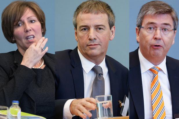 Stéphane Moreau et Pol Heyse sous mandat d'arrêt avec incarcération immédiate