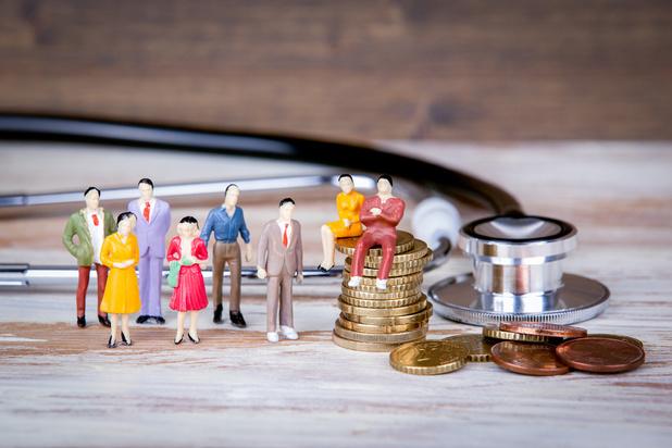 La Belgique, championne d'Europe de la facture de santé la plus chère