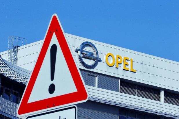 Opel réduit son réseau de concessionnaires en Belgique