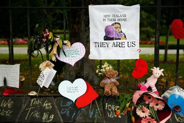 Bijna negentig aanklachten geformuleerd tegen terrorist Christchurch