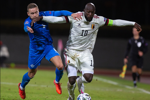 Ligue des Nations: la Belgique s'impose en Islande