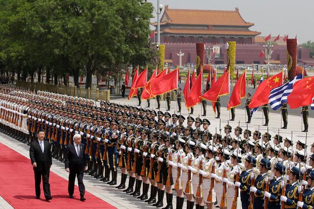 'Onze verdeeldheid maakt China machtig'