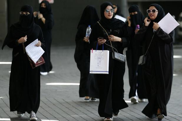 Saoedische vrouwen mogen voortaan reizen zonder akkoord voogd