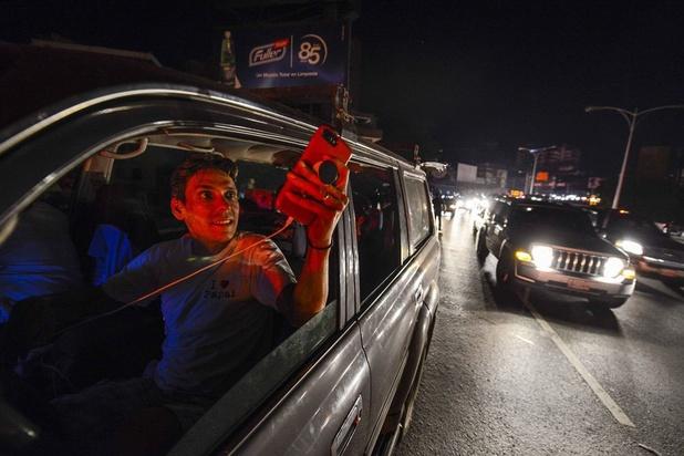 Les Vénézuéliens entre rage et désespoir face à la méga-panne de courant