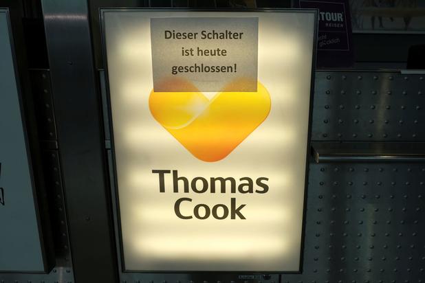 Duitse dochter van Thomas Cook vraagt faillissement aan