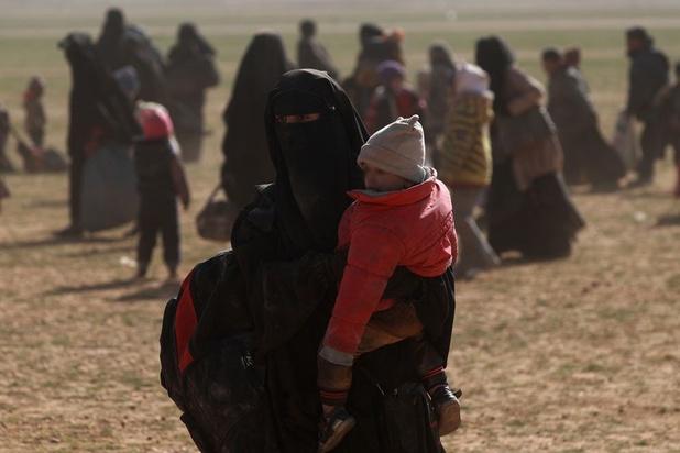 Enfants belges en Syrie : Le rapatriement a coûté 1,1 million à la Défense