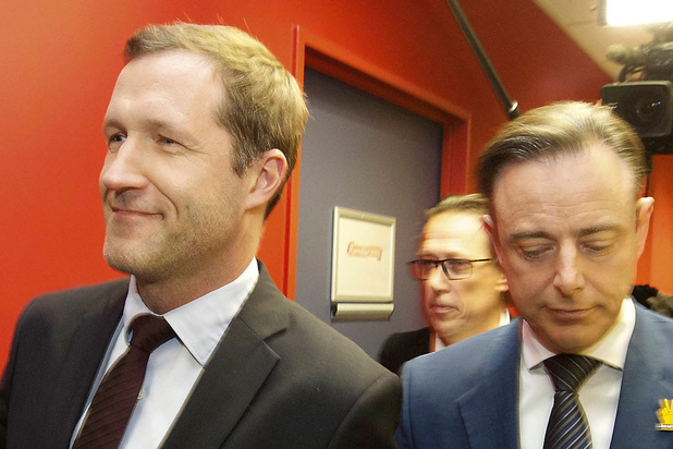 Le guêpier politique belge