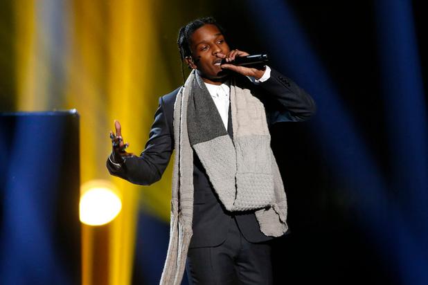 A$AP Rocky is schuldig bevonden aan geweldpleging, maar mag gevangenis wel verlaten