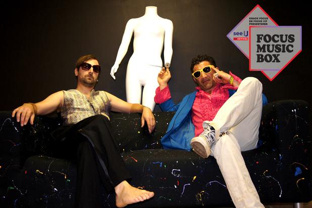Spagguetta Orghasmmond brengt variété naar Focus Music Box