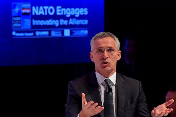 NAVO-baas Jens Stoltenberg: 'Chinese opgang vormt kansen en uitdagingen'
