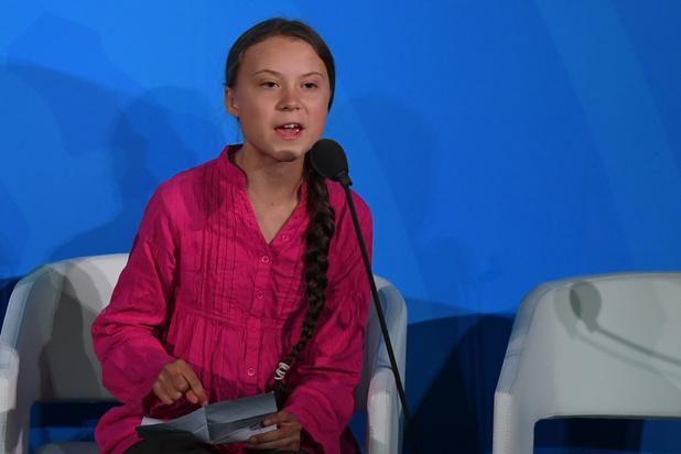 Ook Greta Thunberg verrast door uitstel klimaattop Chili