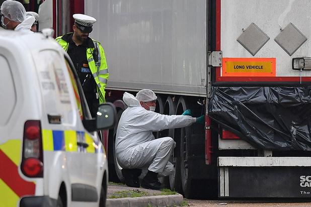 Doden in vrachtwagen Essex: mogelijk Vietnamezen onder slachtoffers