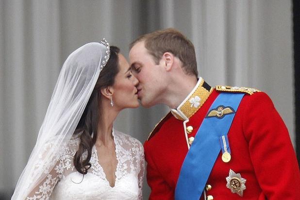 Kate et William, le populaire couple royal fête ses 10 ans de mariage