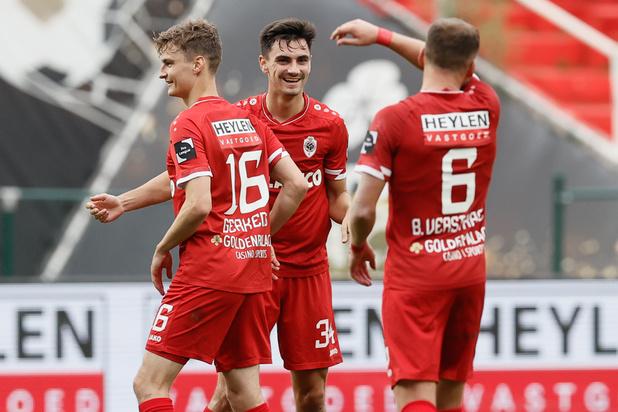 L'Antwerp arrache la victoire en fin de rencontre face à Seraing