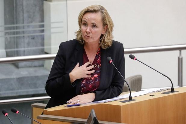 Liesbeth Homans test negatief en kan woensdag debat over Septemberverklaring leiden