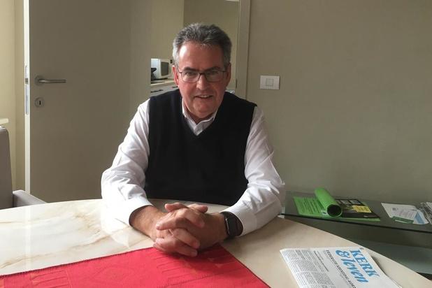 """Priester Christ Demeester: """"Een nieuwe bestemming vinden voor een kerk is niet makkelijk"""""""