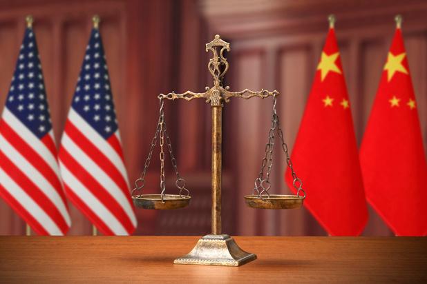 L'excédent commercial chinois avec les USA a fondu en 2019
