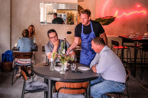 Restaurant Lewis in Antwerpen: pure, lichte keuken in ongedwongen sfeer