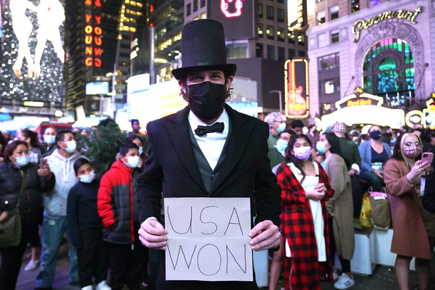'Het Amerika van 2020 lijkt bijna zo verdeeld als het Amerika aan de vooravond van de burgeroorlog'