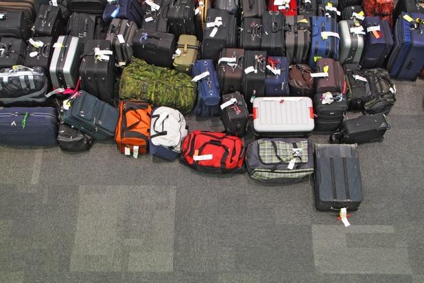 Meeste bagage raakt verloren op Europese luchthavens