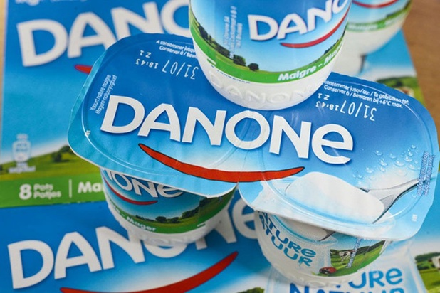 Danone: bénéfice net en recul de 14,1% au 1er semestre, un an après la cession de Yakult