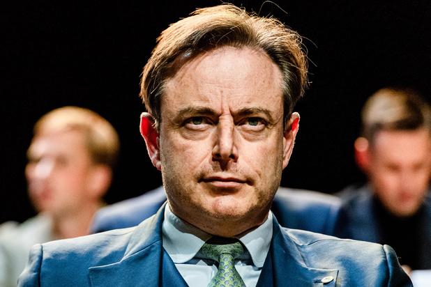 Bart De Wever enige kandidaat om zichzelf op te volgen als N-VA-voorzitter