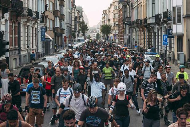 Des activités pour les deux roues, skates et rollers, tout l'été à travers la Belgique