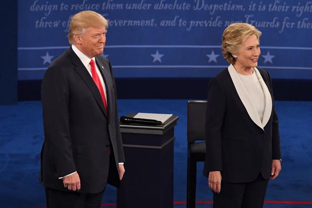 'Sommige Democraten lijken te vergeten hoe Trump nog geen drie jaar geleden Clinton versloeg'