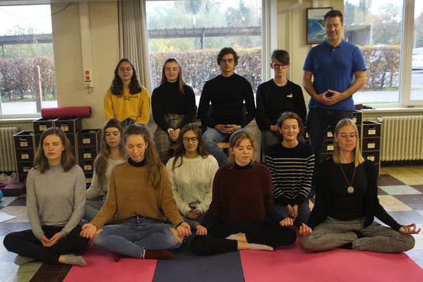 Mindfullness brengt rust: nieuw schoolvak leert leerlingen met stress omgaan