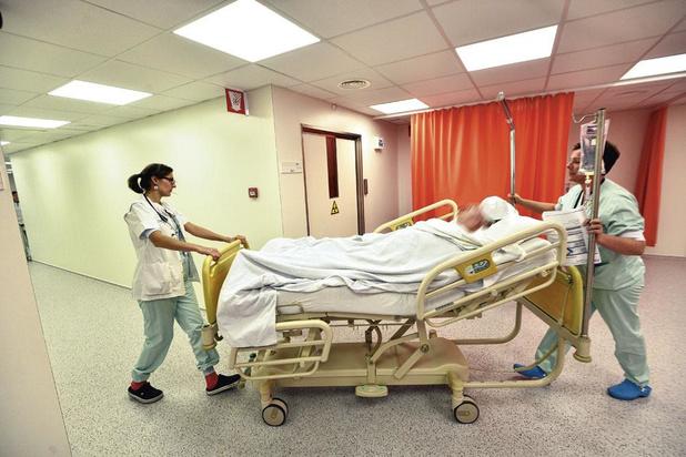 """""""Ne pas réformer notre système hospitalier, c'est le tuer"""""""