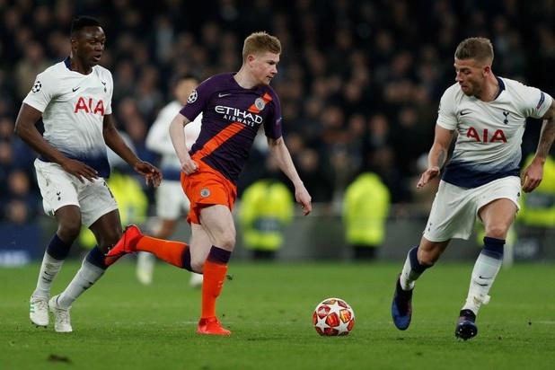 Champions League: Liverpool verslaat Porto met 2-0, Tottenham wint met 1-0 van Manchester City
