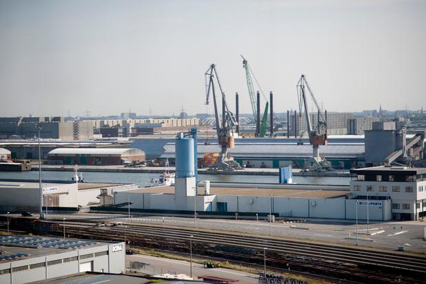 Anvers nouveau centre névralgique d'Euroports