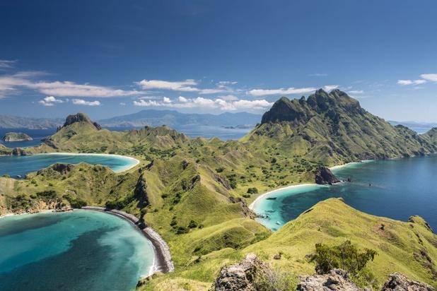 Indonesië weert een jaar lang toeristen van Komodo eiland