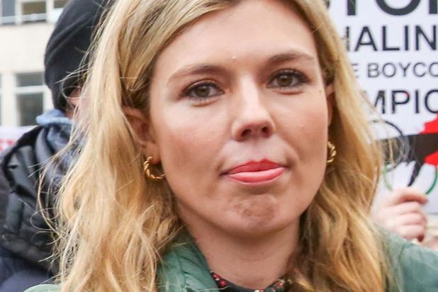 Qui est Carrie Symonds, la compagne de Boris Johnson ?