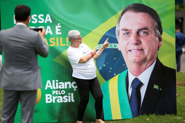 Braziliaans leider Jair Bolsonaro richt nieuwe partij op