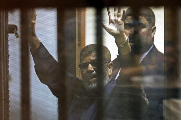 Egyptische autoriteiten wilden 'langzame dood' voor Morsi, zegt Moslimbroederschap