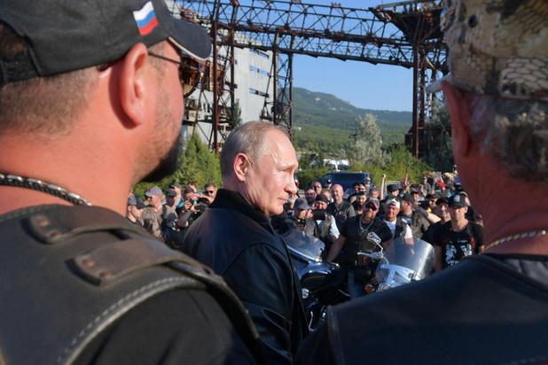 """""""Aucun risque"""" après l'explosion sur une base de missiles russe"""